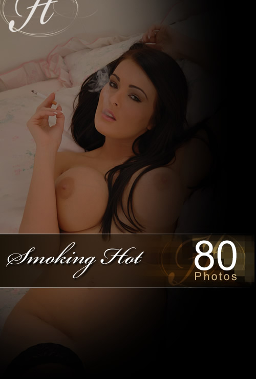 Charley - `Smoking Hot` - for HAYLEYS SECRETS