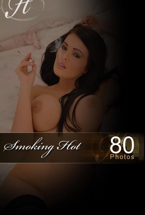 Charley - `Smoking Hot` - for HAYLEYS SECRETS