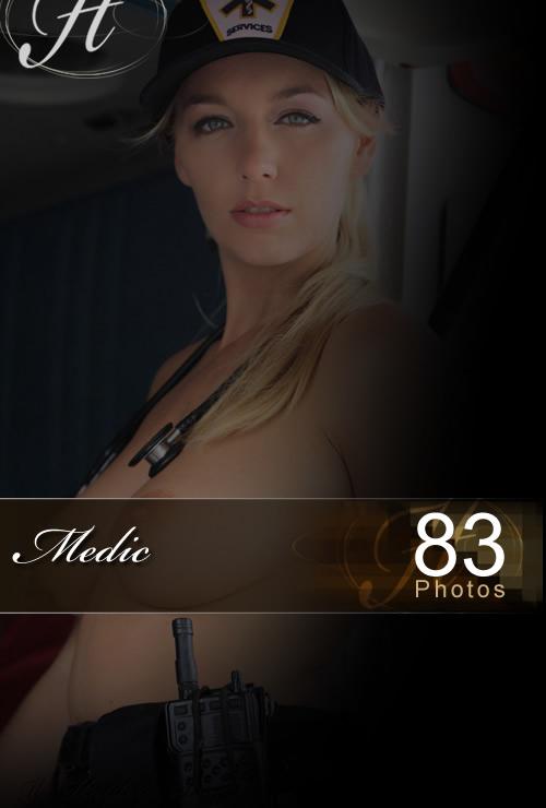 Hayley Marie - `Medic` - for HAYLEYS SECRETS