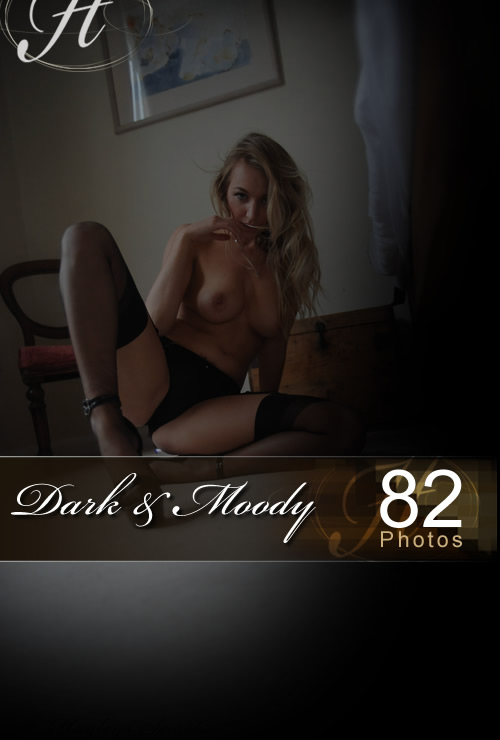 Hayley Marie - `Dark And Moody` - for HAYLEYS SECRETS