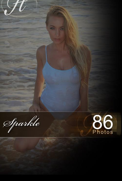 Hayley Marie - `Sparkle` - for HAYLEYS SECRETS