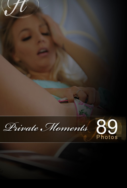 Hayley Marie - `Private Moment` - for HAYLEYS SECRETS