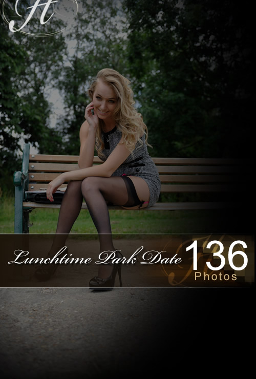 Hayley Marie - `Lunchtime Park Date` - for HAYLEYS SECRETS