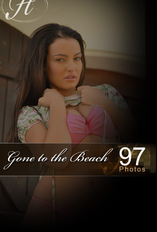 Kayleigh - `Gone to the Beach` - for HAYLEYS SECRETS