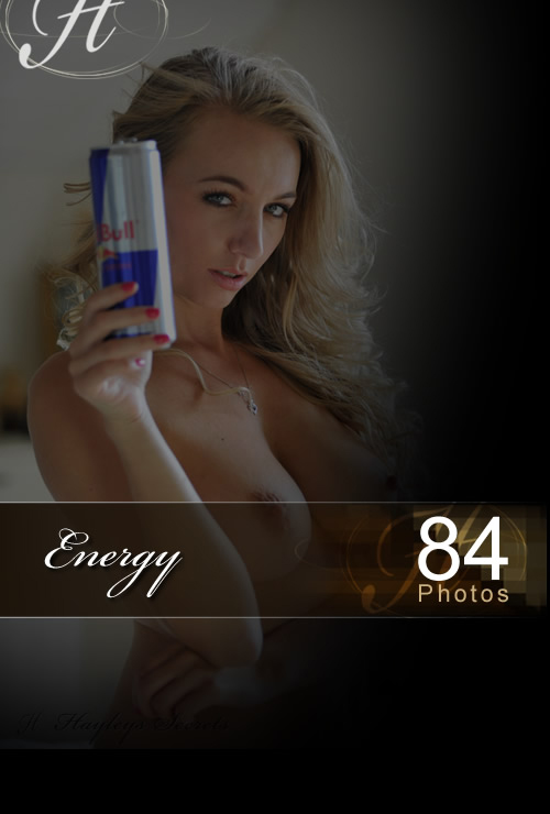 Hayley Marie - `Energy` - for HAYLEYS SECRETS