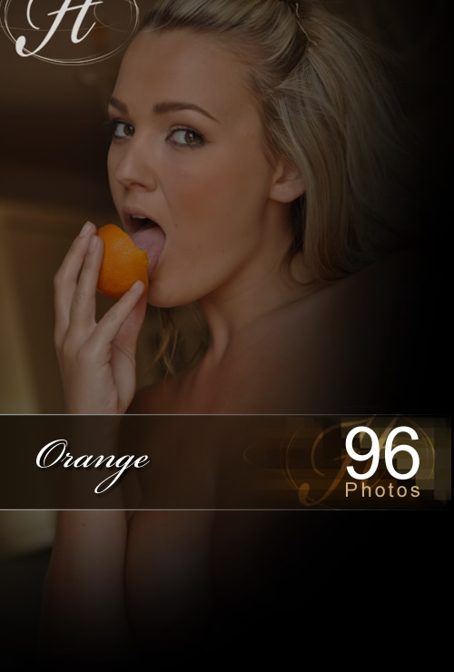 Jodie - `Orange` - for HAYLEYS SECRETS
