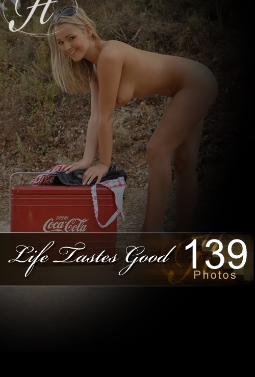 Jodie - `Life Tastes Good` - for HAYLEYS SECRETS