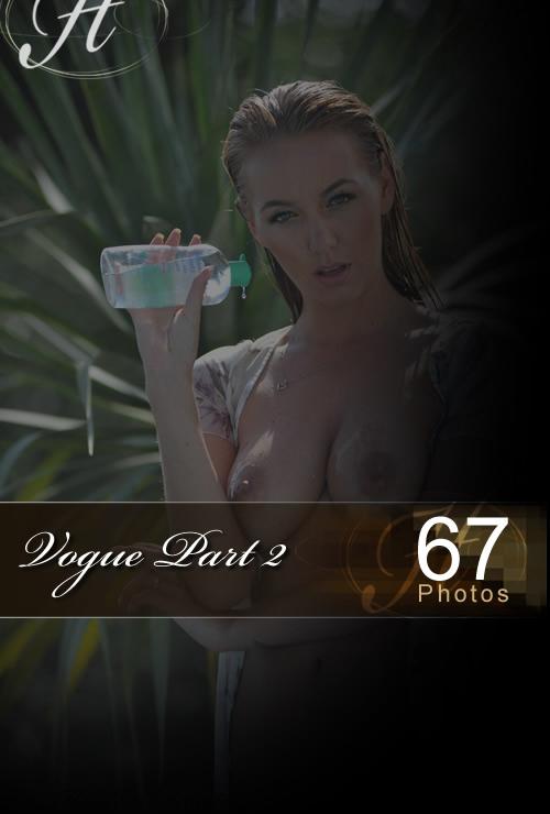 Hayley Marie - `Vogue - Part 2` - for HAYLEYS SECRETS