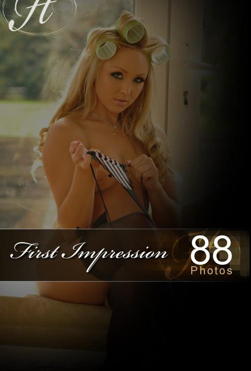 Danni - `First Impression` - for HAYLEYS SECRETS