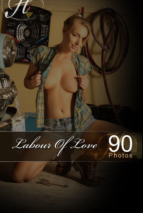 Hayley Marie - `Labour of Love` - for HAYLEYS SECRETS