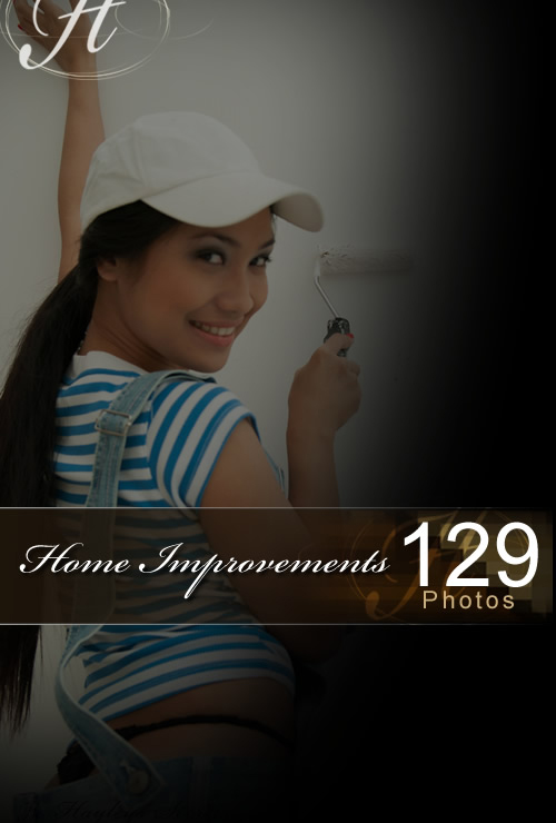 Amy - `Home Improvements` - for HAYLEYS SECRETS