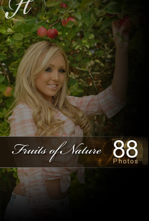Danni - `Fruits of Nature` - for HAYLEYS SECRETS