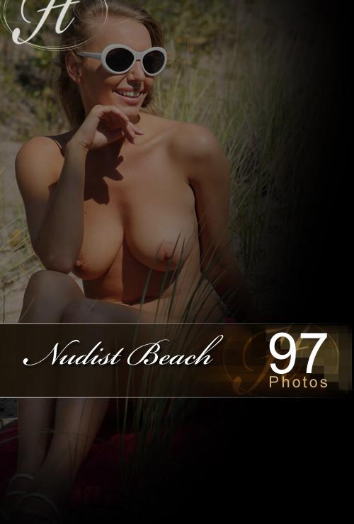 Hayley Marie - `Nudist Beach` - for HAYLEYS SECRETS