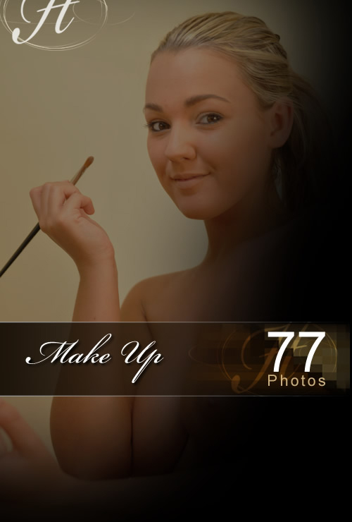 Jodie - `Make Up` - for HAYLEYS SECRETS