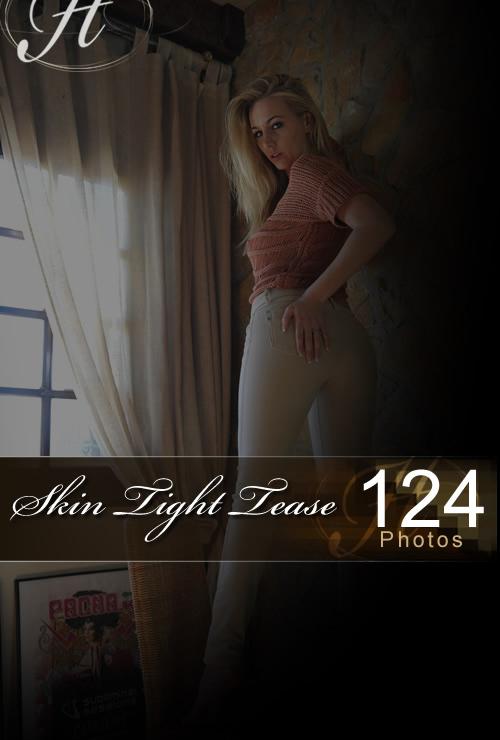Hayley Marie - `Skin Tight Tease` - for HAYLEYS SECRETS