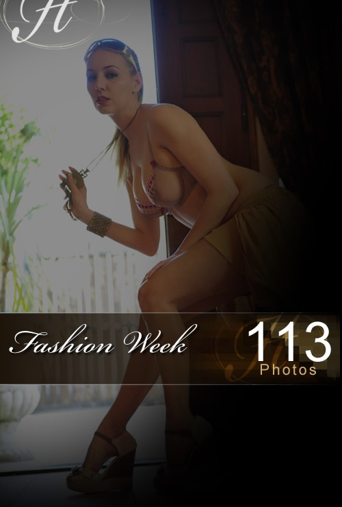 Hayley Marie - `Fashion Week` - for HAYLEYS SECRETS