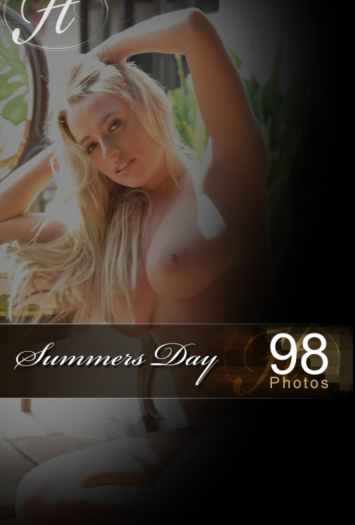 Holly - `Summers Day` - for HAYLEYS SECRETS