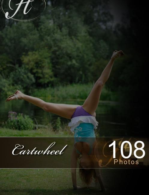 Hayley Marie - `Cartwheel` - for HAYLEYS SECRETS