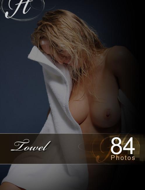 Hayley Marie - `Towel` - for HAYLEYS SECRETS