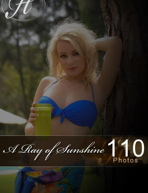 Penny - `A Ray of Sunshine` - for HAYLEYS SECRETS