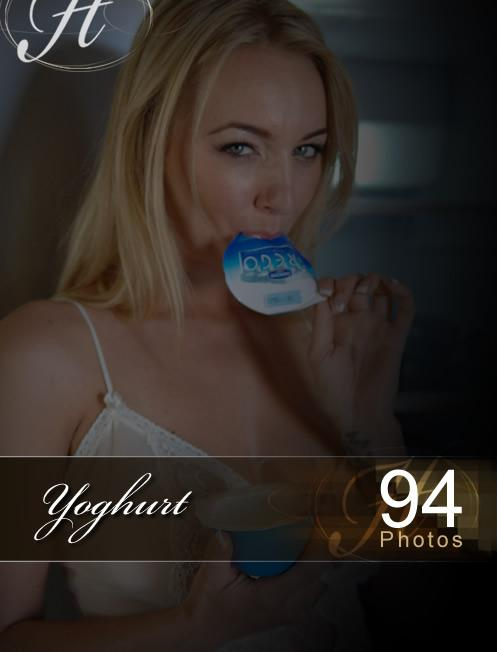 Hayley Marie - `Yoghurt` - for HAYLEYS SECRETS