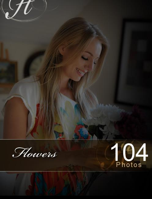 Hayley Marie - `Flowers` - for HAYLEYS SECRETS