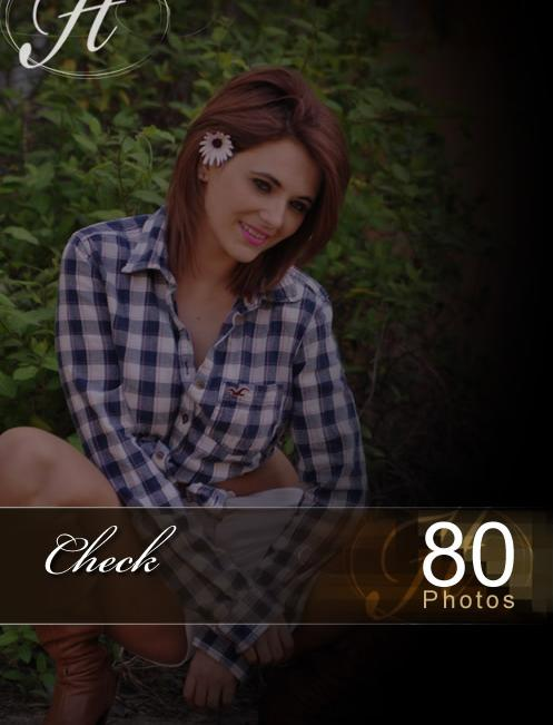Emma - `Check` - for HAYLEYS SECRETS