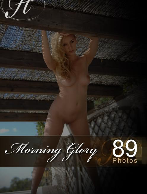 Hayley Marie - `Morning Glory` - for HAYLEYS SECRETS