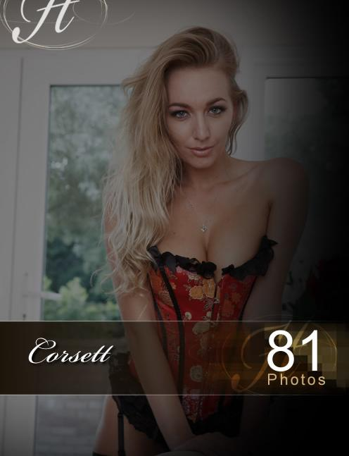 Hayley Marie - `Corsett` - for HAYLEYS SECRETS