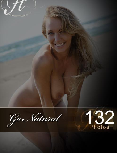 Hayley Marie - `Go Natural` - for HAYLEYS SECRETS