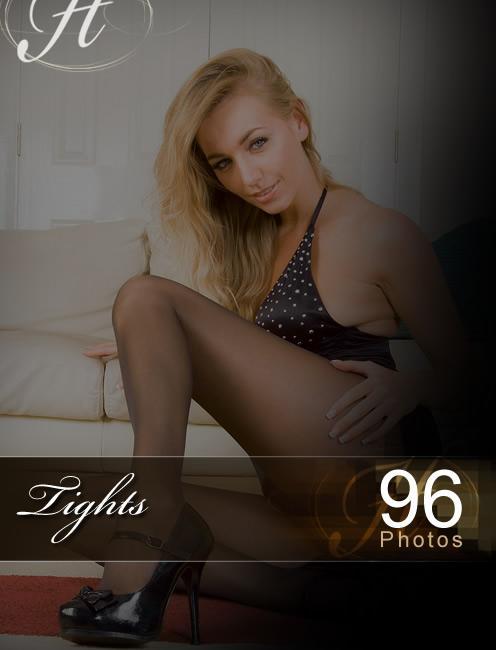 Hayley Marie - `Tights` - for HAYLEYS SECRETS