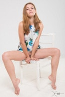 Darya in Flowered Dress gallery from HEAL-FIT by Dante Lionetti