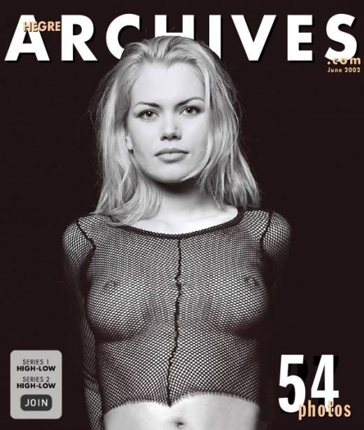 Carrie - `Model Portfolio` - by Petter Hegre for HEGRE-ARCHIVES