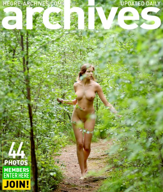 Luba in In Nature - Part 2 gallery from HEGRE-ARCHIVES by Petter Hegre