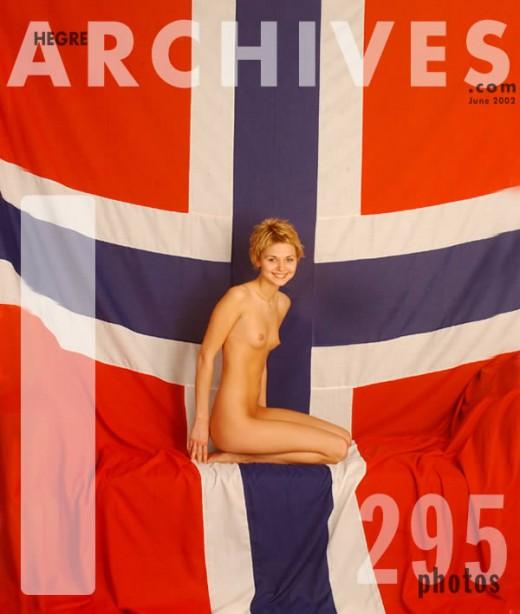 Anne - `Petite Norwegian 2` - by Petter Hegre for HEGRE-ARCHIVES