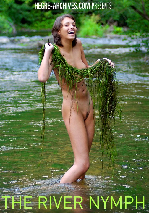 Sveta - `#7 - The River Nymph` - by Petter Hegre for HEGRE-ARCHIVES