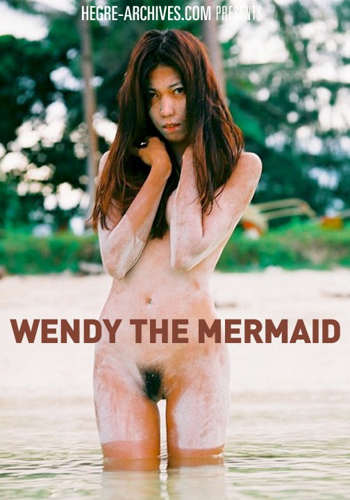 Wendy - `#10 - Wendy The Mermaid` - by Petter Hegre for HEGRE-ARCHIVES