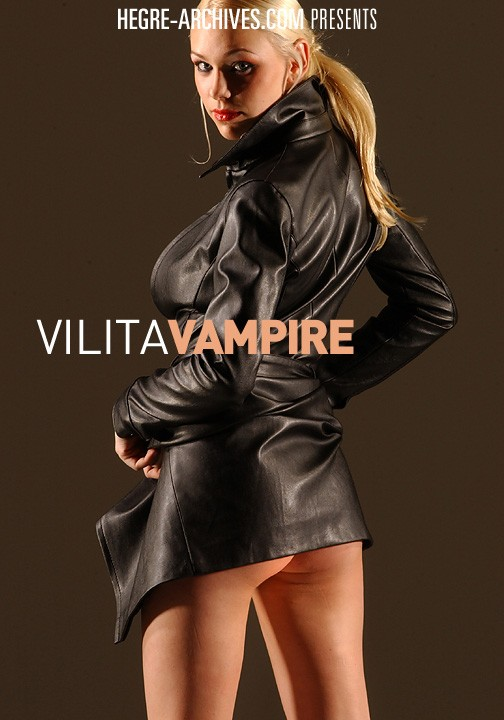 Vilita - `#14 - Vampire` - by Petter Hegre for HEGRE-ARCHIVES