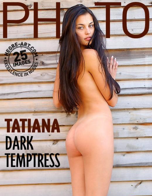 Tatiana - `Dark Temptress` - by Petter Hegre for HEGRE-ARCHIVES