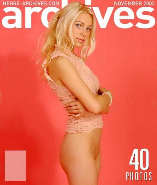 Vilita - `Barbie Girl` - by Petter Hegre for HEGRE-ARCHIVES