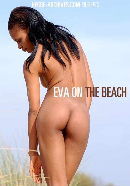 Eva - `#27 - On The Beach` - by Petter Hegre for HEGRE-ARCHIVES