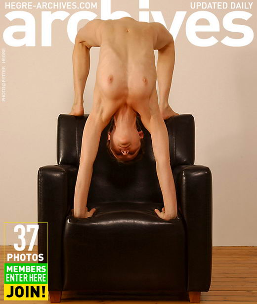 Ellen in The Naked Chair - Part 1 gallery from HEGRE-ARCHIVES by Petter Hegre