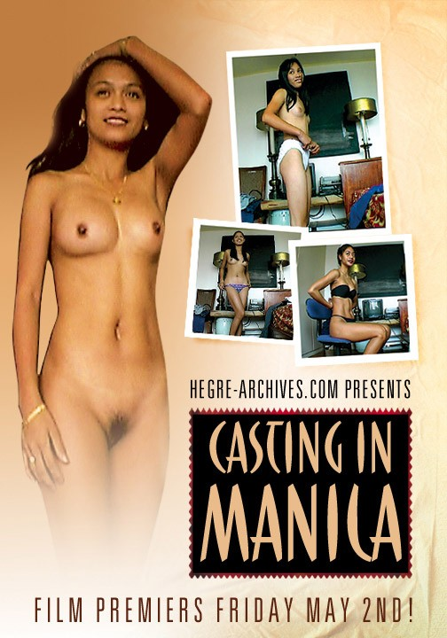 `#36 - Casting In Manila` - by Petter Hegre for HEGRE-ARCHIVES