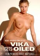 #39 - Vika Gets Oiled