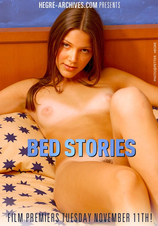 Natalia - `#63 - Bed Stories` - by Petter Hegre for HEGRE-ARCHIVES