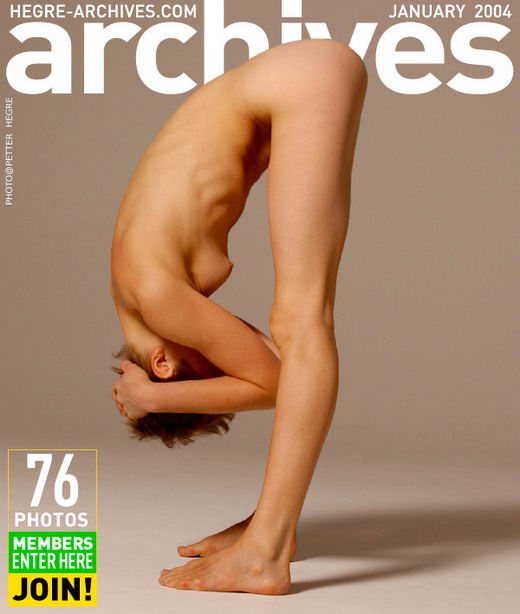 Ellen - `Nude Yoga - Part 2` - by Petter Hegre for HEGRE-ARCHIVES