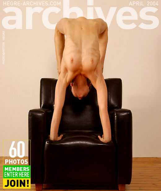 Ellen in The Naked Chair - Part 3 gallery from HEGRE-ARCHIVES by Petter Hegre