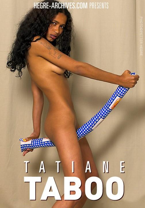Tatiane - `#89 - Taboo` - by Petter Hegre for HEGRE-ARCHIVES