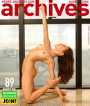 Anahi in Master Of Yoga gallery from HEGRE-ARCHIVES by Petter Hegre
