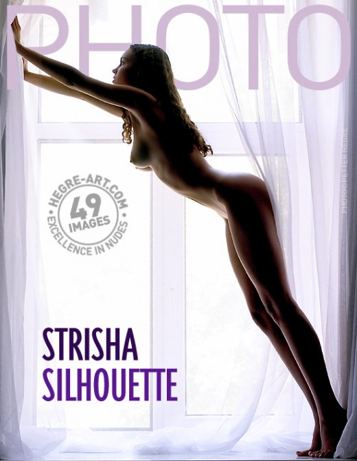 Strisha - `Silhouette` - by Petter Hegre for HEGRE-ARCHIVES